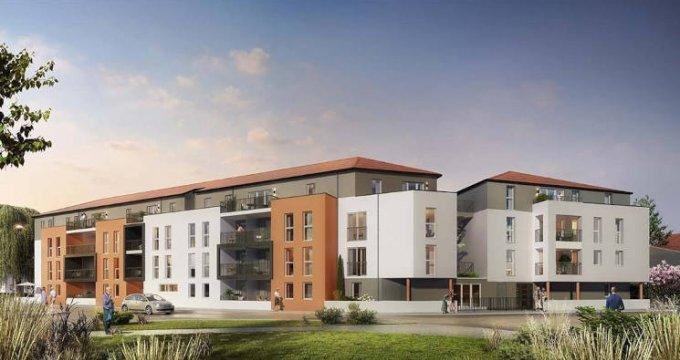 Achat / Vente immobilier neuf Bouaye centre-ville résidence seniors (44830) - Réf. 5950
