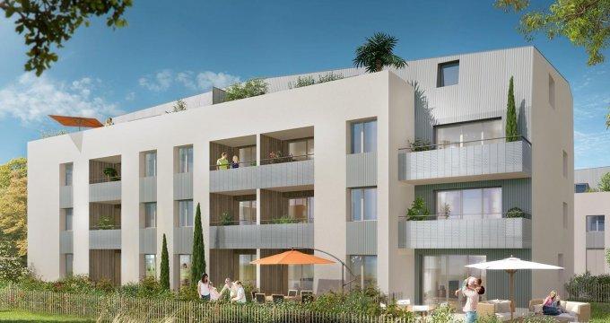Achat / Vente immobilier neuf Bouguenais aux portes de Nantes (44340) - Réf. 2397