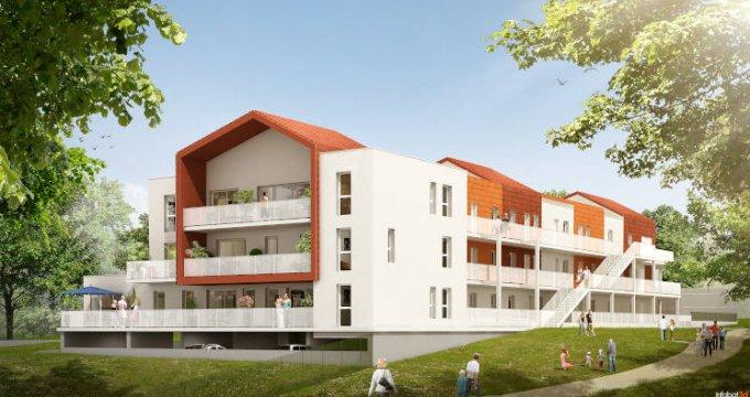 Achat / Vente immobilier neuf Bouguenais coeur de ville (44340) - Réf. 5287