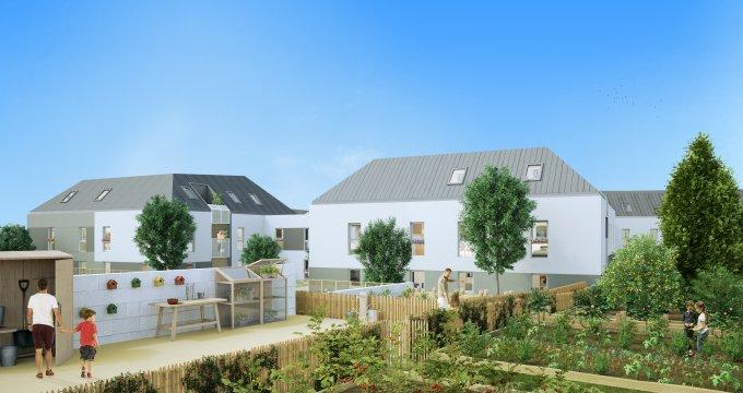 Achat immobilier neuf bouguenais 400m du bourg 44340 for Defiscalisation achat immobilier neuf