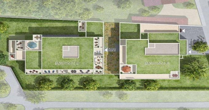 Achat / Vente immobilier neuf Bouguenais secteur calme proche tramway (44340) - Réf. 4717