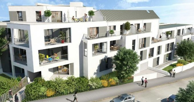 Achat / Vente immobilier neuf Couëron (44220) - Réf. 998