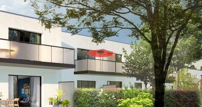 Achat / Vente immobilier neuf Couëron plein centre situation idéale (44220) - Réf. 2499