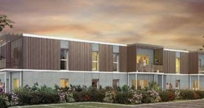 Achat / Vente immobilier neuf Couëron quartier résidentiel proche centre (44220) - Réf. 3649