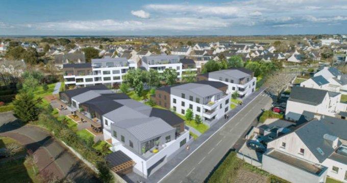 Achat / Vente immobilier neuf Guérande à deux pas des remparts (44350) - Réf. 5636