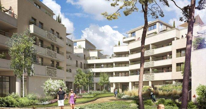 Achat / Vente immobilier neuf La Baule-Escoublac centre-ville (44500) - Réf. 86