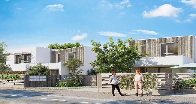 Achat / Vente immobilier neuf La Turballe à quelques pas de la plage (44420) - Réf. 5687