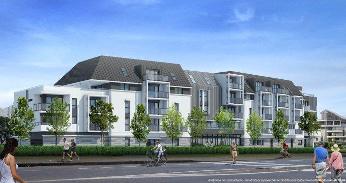 Achat immobilier neuf le pouliguen proche du port 44510 for Achat du neuf