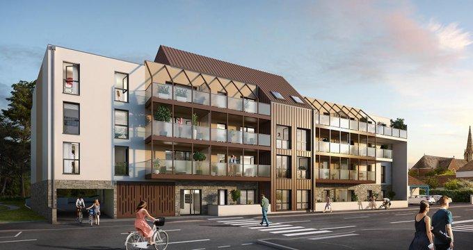 Achat / Vente immobilier neuf Les Sornières centre-ville (44840) - Réf. 2162