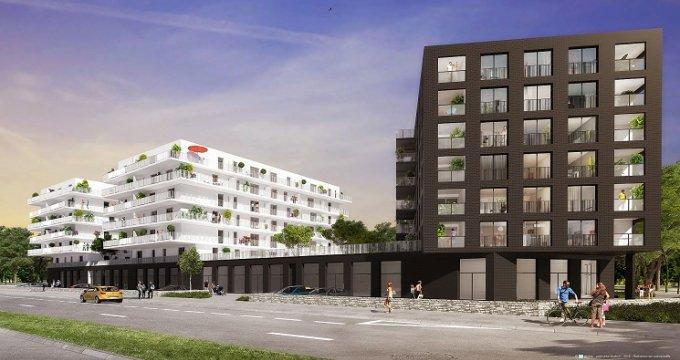 Achat / Vente immobilier neuf Nantes Beaujoire (44000) - Réf. 1524