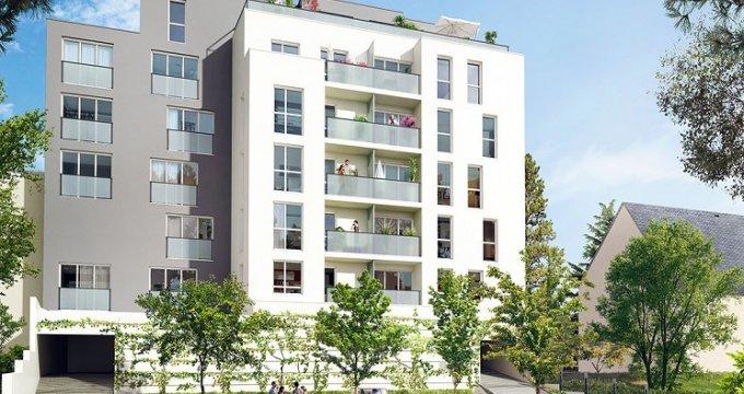 Achat / Vente immobilier neuf Nantes proche bord du Cens (44000) - Réf. 230
