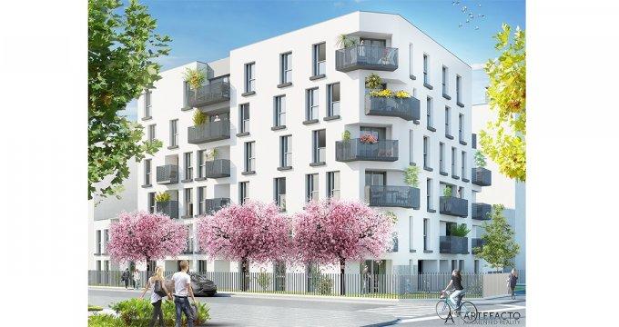 Achat / Vente immobilier neuf Nantes proche de la Place Viarme (44000) - Réf. 1277