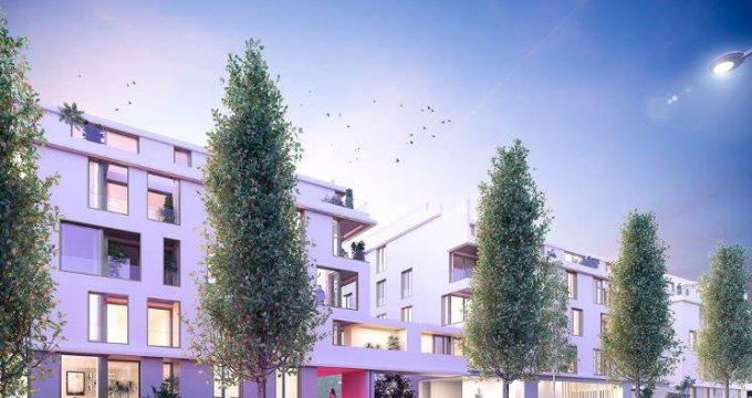 Achat / Vente immobilier neuf Nantes proche Parc de La Gaudinière (44000) - Réf. 2573