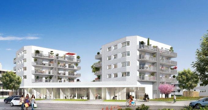 Achat / Vente immobilier neuf Nantes quartier de La Beaujoire (44000) - Réf. 209