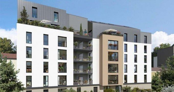 Achat / Vente immobilier neuf Nantes quartier Zola (44000) - Réf. 1188