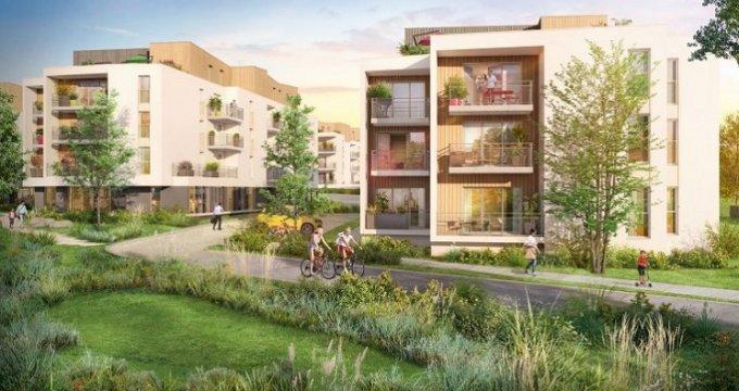 Achat / Vente immobilier neuf Nort-sur-Erdre proche du port (44390) - Réf. 5823
