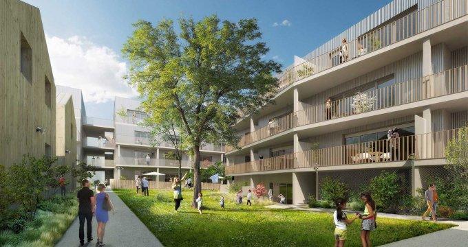 Achat / Vente immobilier neuf Orvault proche des commodités (44700) - Réf. 131