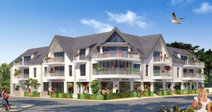 Achat / Vente immobilier neuf Pornichet proche de la plage (44380) - Réf. 14