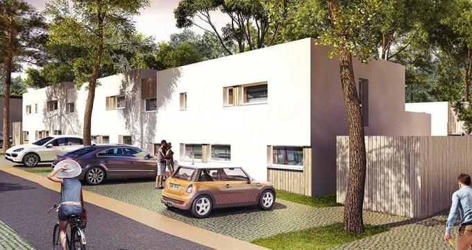 Achat / Vente immobilier neuf Pornichet quartier Sainte-Marguerite (44380) - Réf. 1555