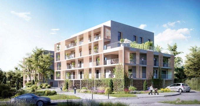 Achat / Vente immobilier neuf Rezé dans un nouvel écoquartier (44400) - Réf. 2110