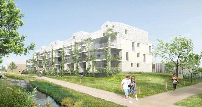 Achat / Vente immobilier neuf Rezé écoquartier proche centre-ville (44400) - Réf. 1709