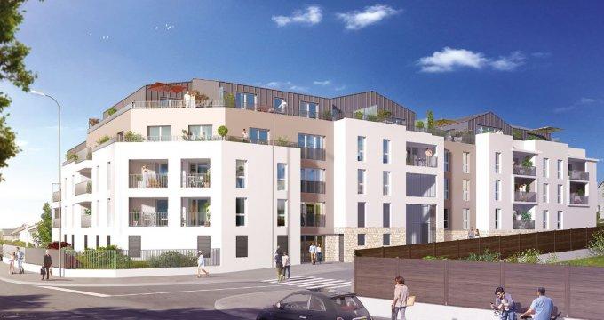 Achat / Vente immobilier neuf Saint-Herblain quartier Bourg (44800) - Réf. 2889