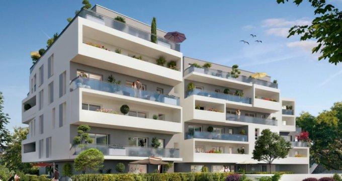Achat / Vente immobilier neuf Saint-Nazaire à proximité immédiate des commodités (44600) - Réf. 2186