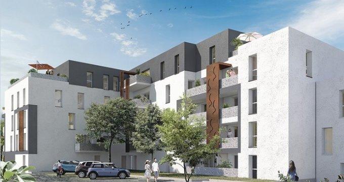 Achat / Vente immobilier neuf Saint-Nazaire Côté d'Amour (44600) - Réf. 3899