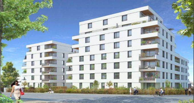 Achat / Vente immobilier neuf Saint-Nazaire proche centre (44600) - Réf. 5656