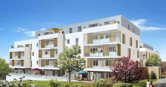 Achat / Vente immobilier neuf Saint-Nazaire proche du front de mer (44600) - Réf. 5165