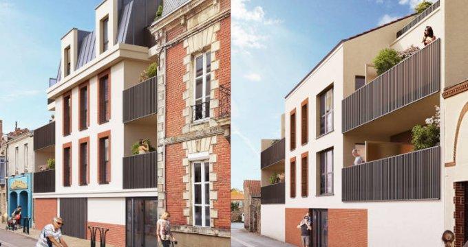 Achat / Vente immobilier neuf Saint-Philbert-de-Grand-Lieu centre-ville (44310) - Réf. 5825