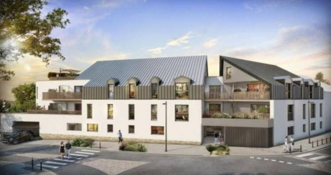 Achat / Vente immobilier neuf Sautron à deux pas des commodités (44880) - Réf. 4911