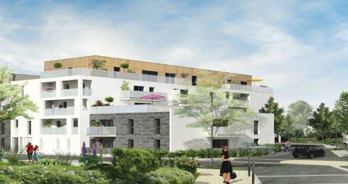 Achat / Vente immobilier neuf Sorinières à 10 minutes à pied des commodités (44840) - Réf. 4338