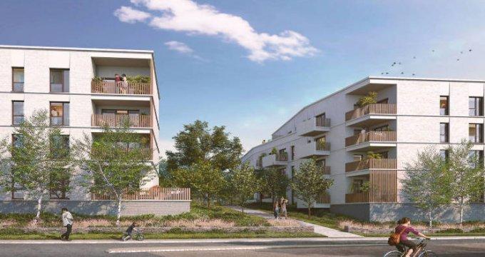 Achat / Vente immobilier neuf Vertou proche busway (44120) - Réf. 5936