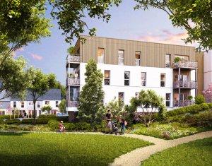 Achat / Vente immobilier neuf Ancenis en plein coeur de ville (44150) - Réf. 1699