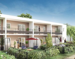 Achat / Vente immobilier neuf Bouaye proche centre (44830) - Réf. 3749