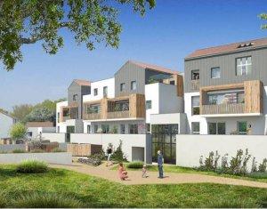 Achat / Vente immobilier neuf Bouguenais sud-ouest centre Nantes (44340) - Réf. 3053