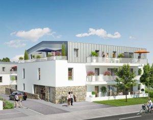 Achat / Vente immobilier neuf Carquefou centre-ville (44470) - Réf. 1068