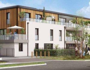 Achat / Vente immobilier neuf Carquefou proche arrêt de bus (44470) - Réf. 4063