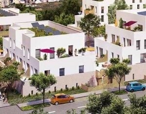 Achat / Vente immobilier neuf Couëron à deux pas du centre dans cadre calme (44220) - Réf. 1467