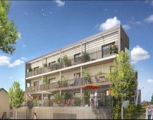 Achat / Vente immobilier neuf Couëron rive nord de la Loire (44220) - Réf. 2852