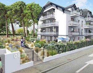 Achat / Vente immobilier neuf La Baule Escoublac quartier des Villas (44500) - Réf. 2332