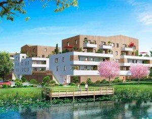 Achat / Vente immobilier neuf La Chapelle-sur-Erdre à 5 minutes du centre-ville (44240) - Réf. 343