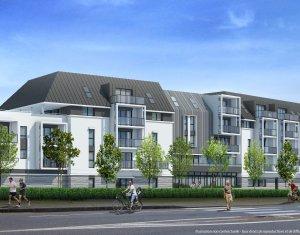 Achat / Vente immobilier neuf Le Pouliguen à deux pas du port de plaisance (44510) - Réf. 2364