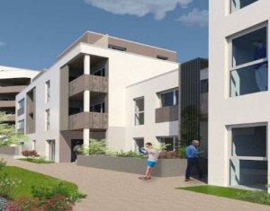 Achat / Vente immobilier neuf Nantes à 120 mètres du tramway (44000) - Réf. 4616