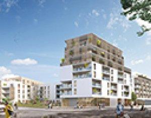 Achat / Vente immobilier neuf Nantes au cœur du quartier de la Perverie (44000) - Réf. 4027