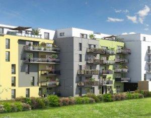 Achat / Vente immobilier neuf Nantes proche de l'Université (44000) - Réf. 1164
