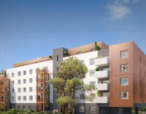 Achat / Vente immobilier neuf Nantes proche hippodrome (44000) - Réf. 3488