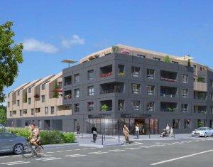 Achat / Vente immobilier neuf Nantes quartier Bottière proche commerces et transports (44000) - Réf. 4259