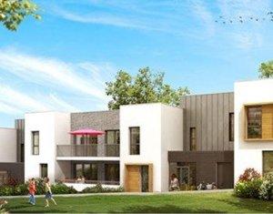 Achat / Vente immobilier neuf Nantes quartier Félix Faure (44000) - Réf. 132
